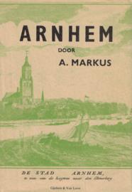 Arnhem door A. Markus