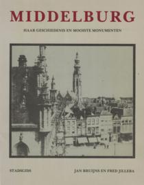 Middelburg - haar geschiedenis en mooiste monumenten (2e-hands)