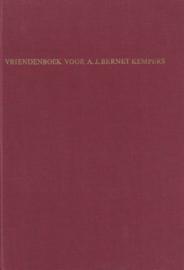 Vriendenboek voor A.J. Bernet Kempers (2e-hands)