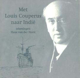 Met Louis Couperus naar Indië - Tekeningen van Hans van der Horst