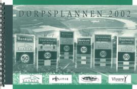 Dorpsplannen 2002 - Gemeente Renkum