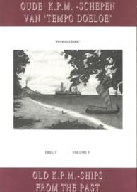 Oude K.P.M.-schepen van 'Tempo Doeloe'' - deel V