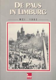 De Paus in Limburg - Fotoboek van het pausbezoek in mei 1985