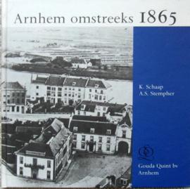 Arnhem omstreeks 1865 (2e-hands)