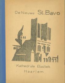 De nieuwe St. Bavo - Kathedrale Basiliek Haarlem