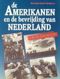 De Amerikanen en de bevrijding van Nederland (2e-hands)