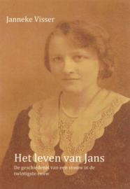 Het leven van Jans - De geschiedenis van een vrouw in de twintigste eeuw