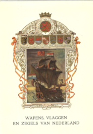 Wapens, vlaggen en zegels van Nederland