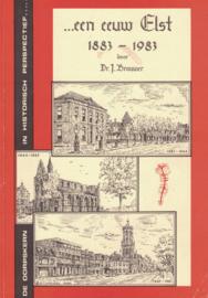 Een eeuw Elst, 1883-1983. De dorpskern in historisch perspectief (2e-hands)
