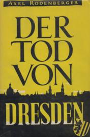 Der Tod von Dresden (1e druk 1952)