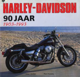 Harley-Davidson 90 jaar 1903-1993