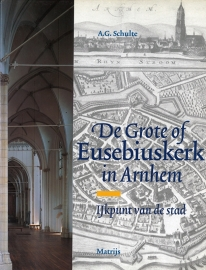 De grote of Eusebiuskerk in Arnhem (2e-hands)