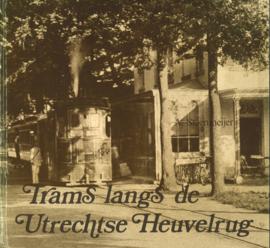 Trams langs de Utrechtse Heuvelrug
