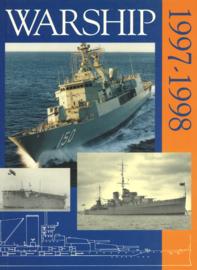 Warship 1997-1998 - Volume XXI