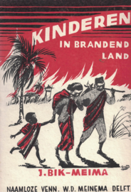 Kinderen in brandend land