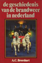 De geschiedenis van de brandweer in Nederland