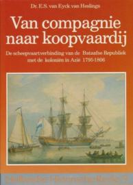 Van compagnie naar koopvaardij - De scheepvaartverbinding van de Bataafse Republiek met de koloniën in Azië 1795-1806
