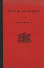Kroniek van Nijmegen - De Nijmeegse geschiedenis verdeeld in perioden
