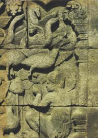 Borobudur - Kunst en religie in het oude Java