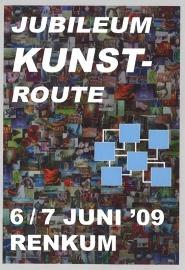 Jubileum Kunstroute 2009 (2e-hands)