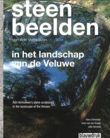 Steenbeelden in het landschap van de Veluwe