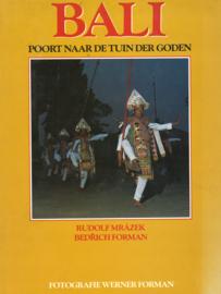 Bali - Poort naar de tuin der goden