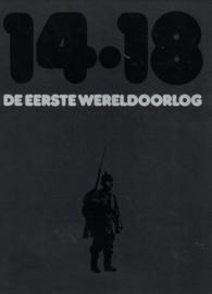 14-18 De Eerste Wereldoorlog - 5 banden compleet