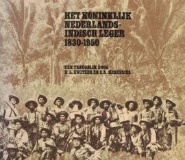 Het Koninklijk Nederlands-Indisch leger 1830-1950 (2e-hands)