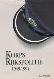 Korps Rijkspolitie 1945-1994 (2e-hands)