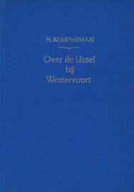 Over de IJssel bij Westervoort (2-hands)