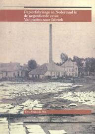 Papierfabricage in Nederland in de negentiende eeuw