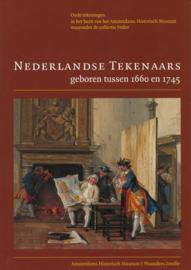 Nederlandse tekenaars geboren tussen 1660 en 1745 (2e-hands)