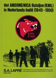 Het Andjing Nica Bataljon (KNIL) in Nederlands-Indië 1945-1950 (2e-hands)