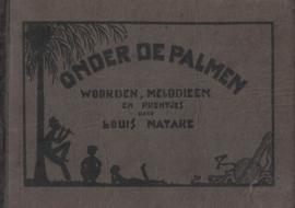 Onder de palmen - Woorden, melodieën en prentjes, eerste bundel