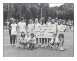 25 Jaar Duno Tennis (2e-hands)