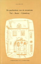 De geschiedenis van de stoomtram Tiel - Buren - Culemborg