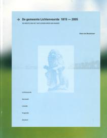 De gemeente Lichtenvoorde 1815 - 2005
