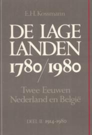 De Lage landen 1780/1980 - Twee eeuwen Nederland en België deel II 1914-1980