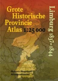 Grote Historische Provincie Atlas - Limburg 1837-1844