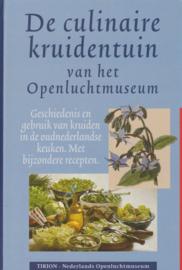 De culinaire kruidentuin van het Openluchtmuseum (2e-hands)