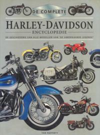 De complete Harley-Davidson Encyclopedie - De geschiedenis van alle modellen van de 'Amerikaanse Legende'
