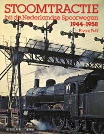 Stoomtractie bij de Nederlandse Spoorwegen 1944-1958