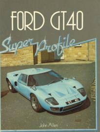 FORD GT40 - Super Profile