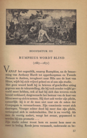 Rumphius - De blinde ziener van Ambon (2e-hands)
