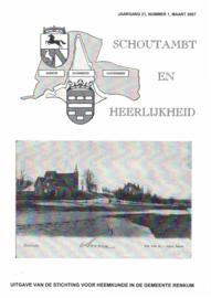 Schoutambt en Heerlijkheid - diverse jaargangen (2e-hands)
