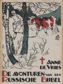 De avonturen van een Russische bijbel (kinderboek plm. 1931)