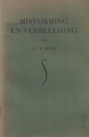 Misvorming en verbeelding - Proefschrift Jan Fredrik Adolf Beins