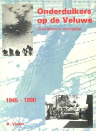 Onderduikers op de Veluwe - (Over)leven in oorlogstijd