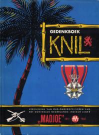 Gedenkboek KNIL 1911 - 1961 (2e-hands)