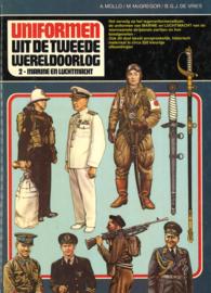 Uniformen uit de Tweede Wereldoorlog - Marine en Luchtmacht
